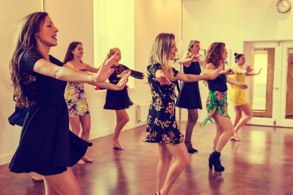 Workshop Salsa in Uden
